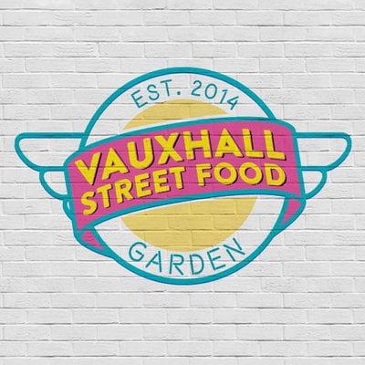 Vauxhall Street Food Logo