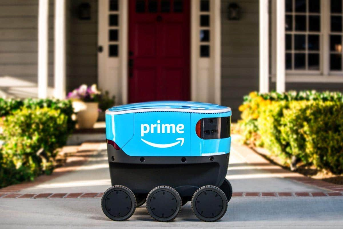 Amazon Delivery Bot