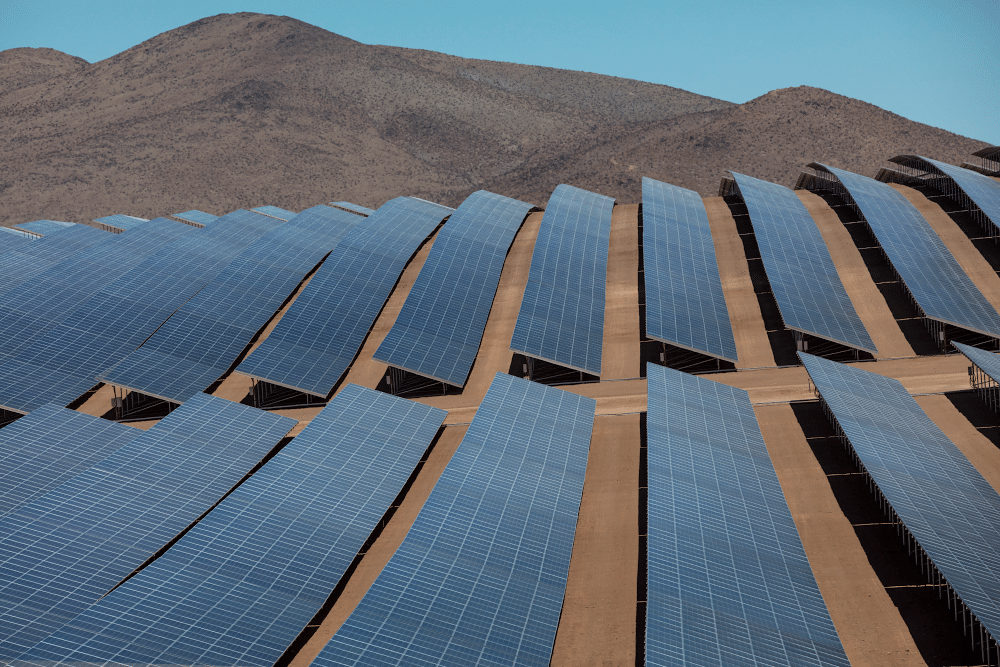 Google Solar power farm